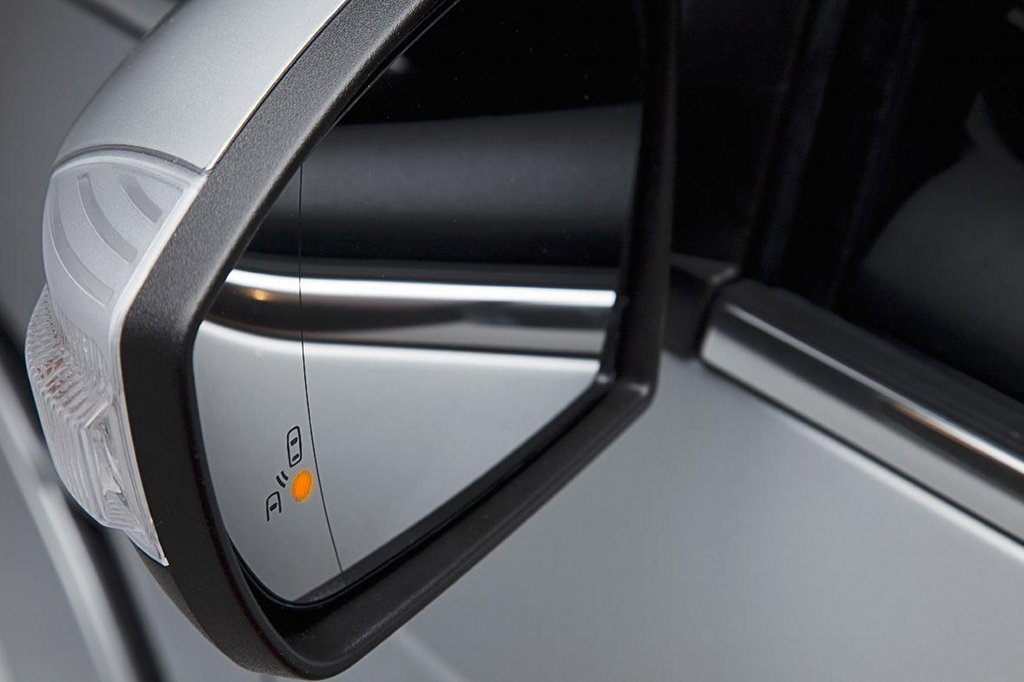 Ford Introduces The Blind Spot Information System In The
