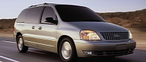 Ford Issues Recall for Vans from the Past