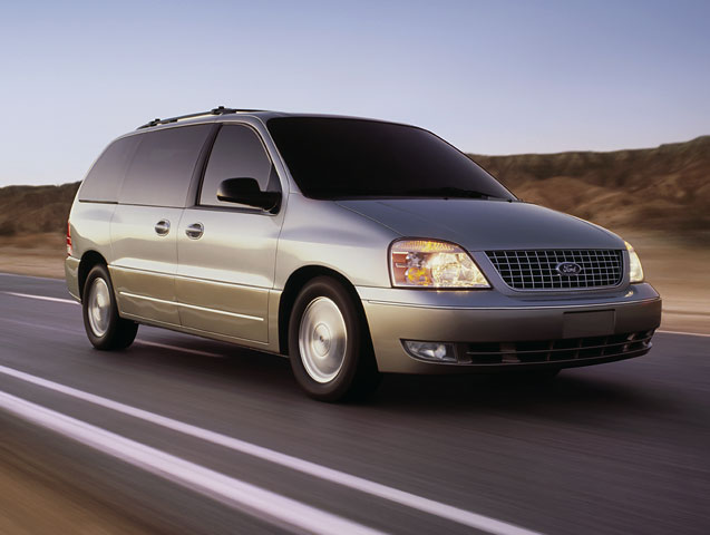 Ford Issues Recall For Vans From The Past Autoevolution