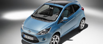 Ford Ka Excels at Ownership Costs, Ford Says