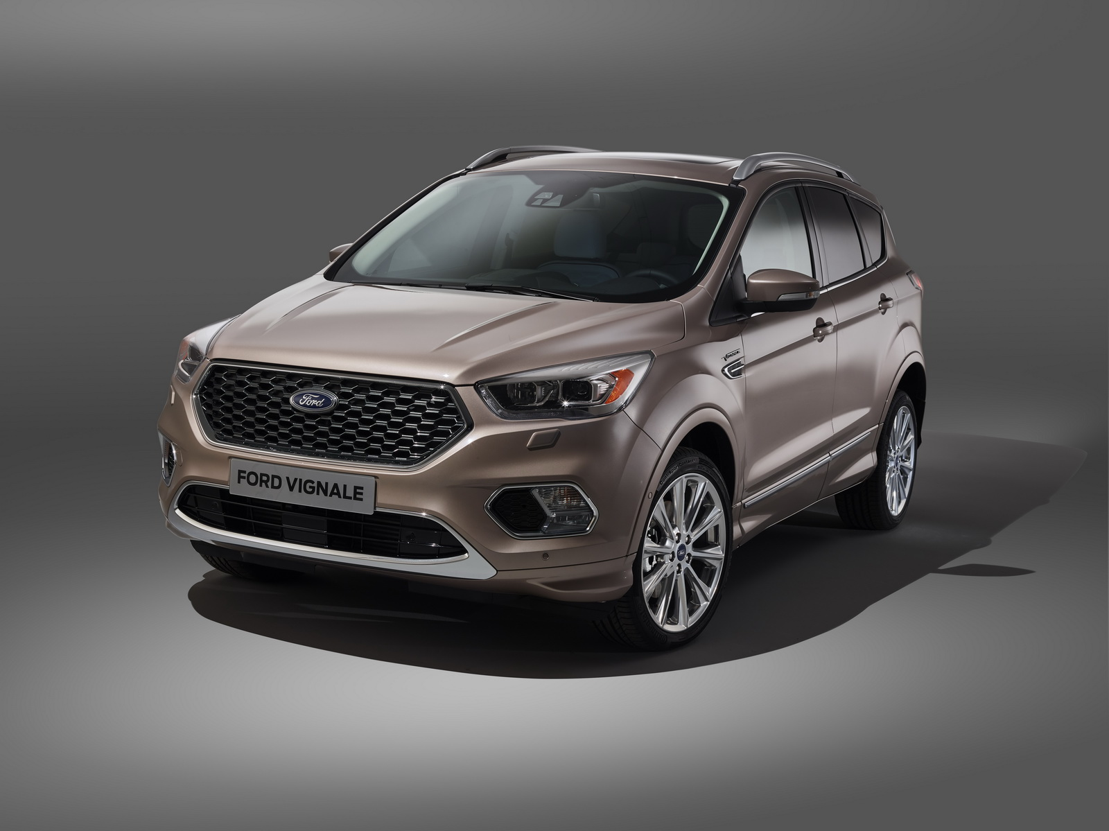 Ford Kuga Vignale Puts A Luxury Twist On The Compact Suv Market