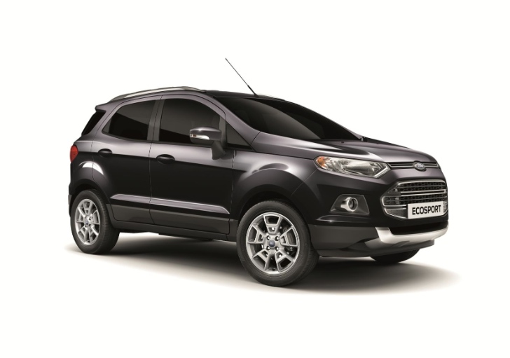 Ford Launches Ecosport Limited Edition Via Facebook