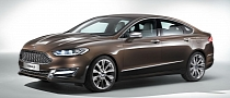 Ford Launches Vignale Concept, Previews Upcoming Premium Trim [Photo Gallery]