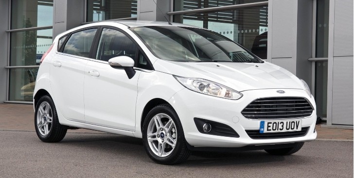 Ford Leads UK Market Growth in May