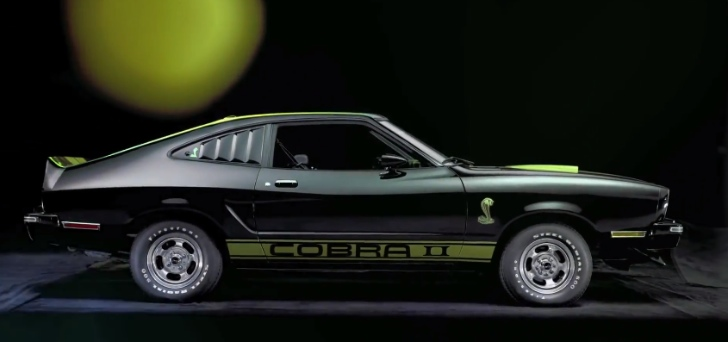 Ford Looks Back at the Mustang II [Video]
