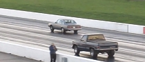 Ford LTD Sleeper Runs 9-Second Quarter-Mile [Video]