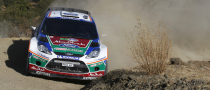 Ford Manager Happy with Rally Mexico Performance