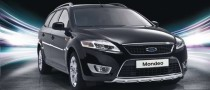 Ford Mondeo Estate Sport Limited Edition Released in Germany