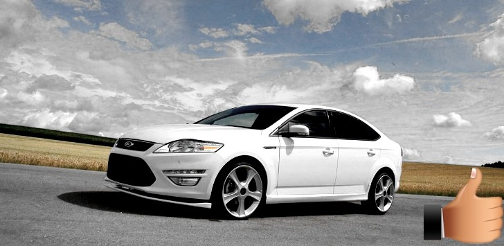 Ford Mondeo Gets Breathed Upon by Loder1899 [Photo Gallery]