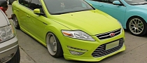 Ford Mondeo Gets Turned into Low Rider in China
