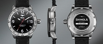 Ford Mustang 50th Anniversary Limited Edition Watch by Shinola [Video]