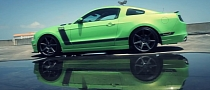 Ford Mustang Boss 302 on Vossen Wheels [Video]
