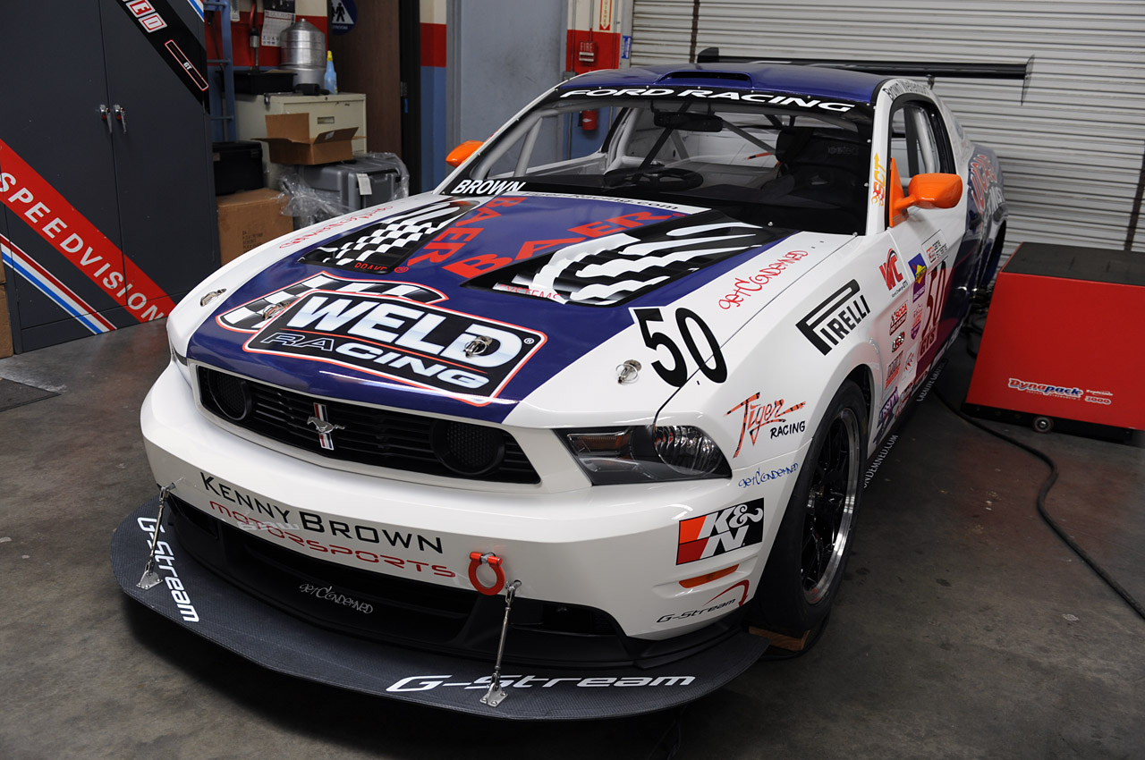 Ford mustang boss 302s is track exclusive autoevolution tiger racing boss 302s freerunsca Choice Image