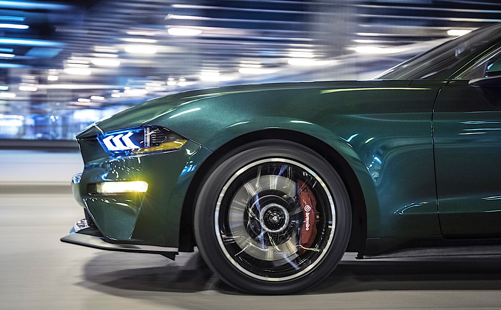 Ford Has Come With Mustang Bullitt