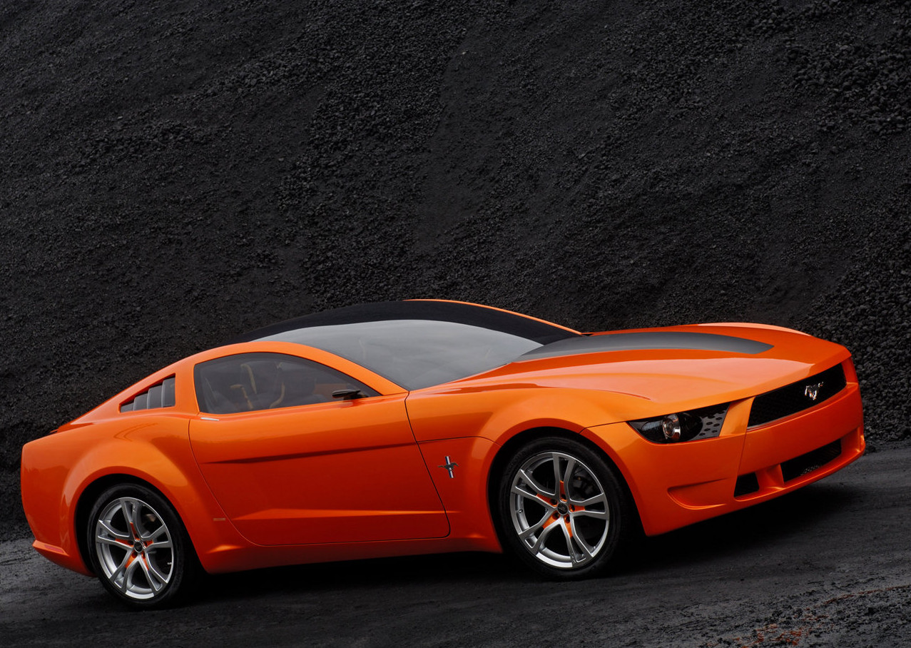 ford mustang coming with turbo 2 3l 4 cylinder in 2015 autoevolution. Black Bedroom Furniture Sets. Home Design Ideas