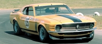Ford Mustang Countdown Celebrates Parnelli Jones [Video]
