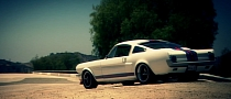 Ford Mustang Countdown Features Pure Design's Awesome Martini Mustang [Video]