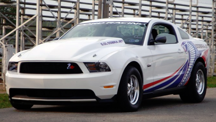 2011 Ford Mustang Cobra Jet Clone Can be Yours for $44k - autoevolution