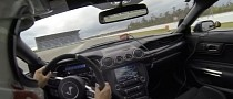 Ford Mustang GT500 Is Not Sold in Europe Yet Hot Laps the Hockenheim Anyway