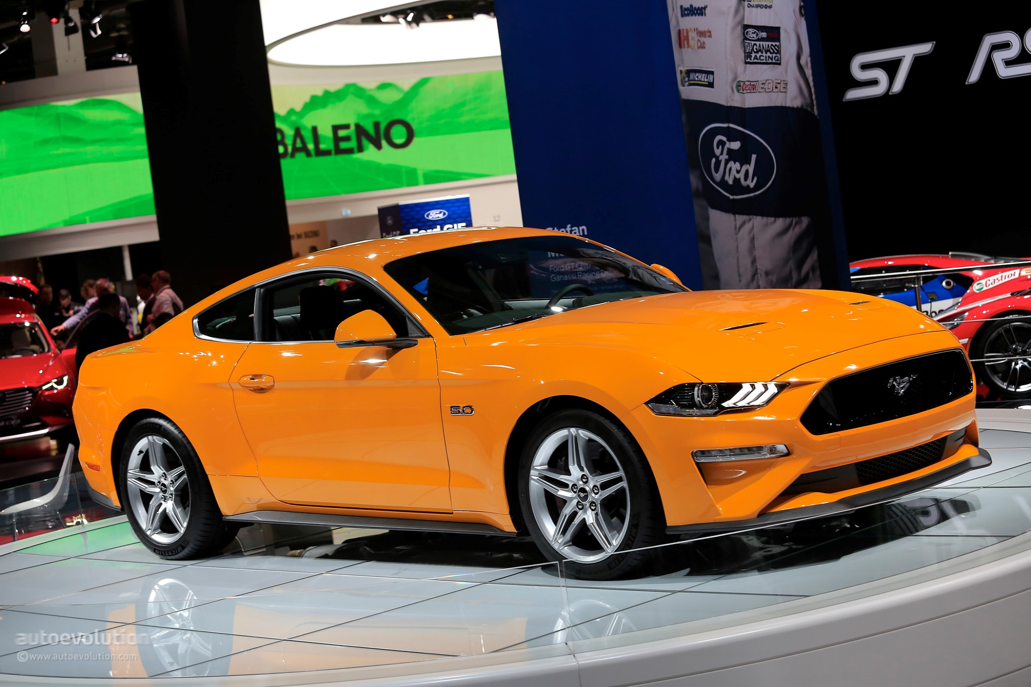 58 photos 2018 ford mustang