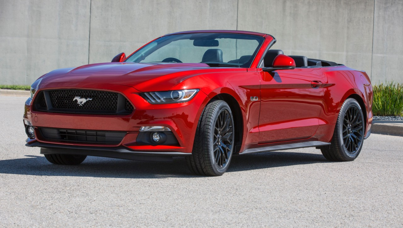 Ford Mustang Is The Worlds BestSold Sportscar In Customers - Best ford car to buy