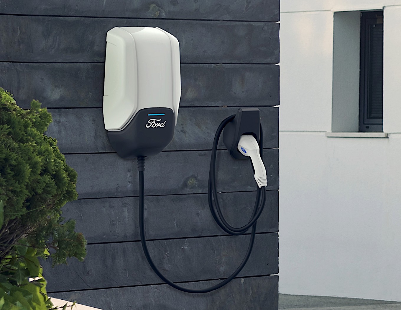 Ford announces biggest electric vehicle charging network in North America