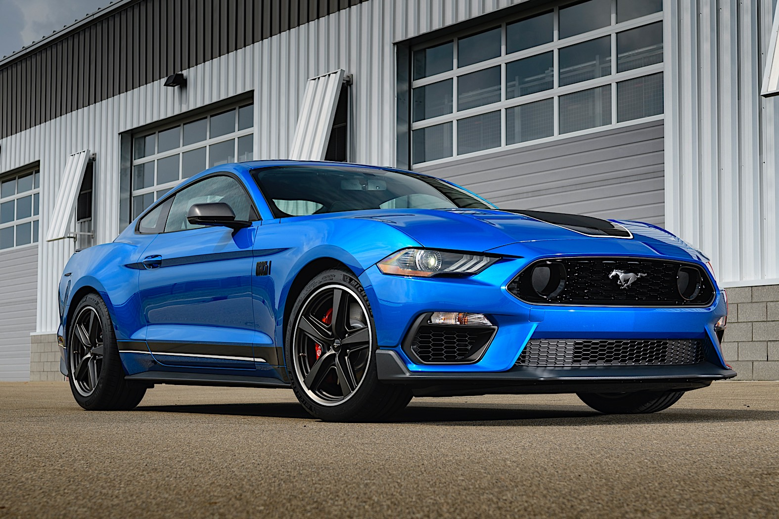 ford mustang mach 1 returns in 2021 here are all 480 hp