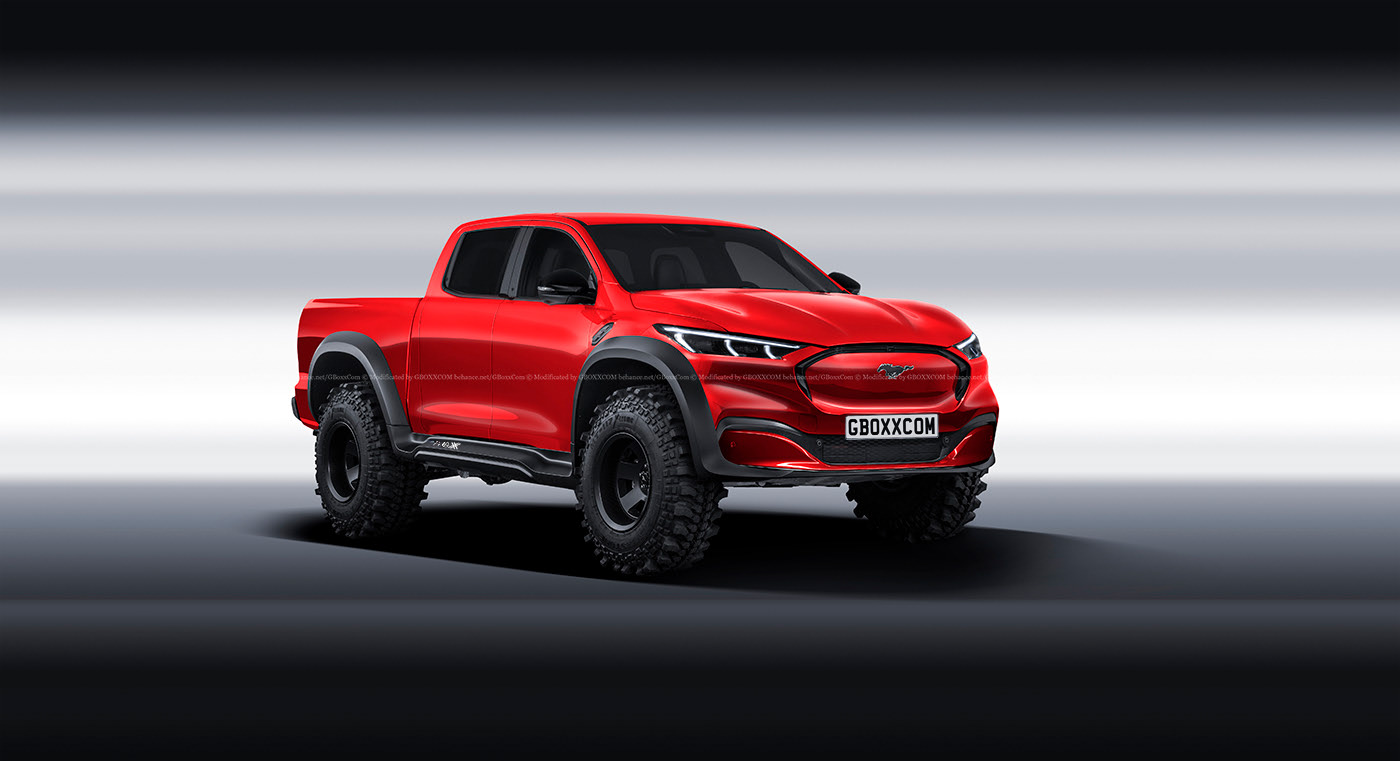 Brandon Ford Now Taking 2020 Ford Mustang Mach-E SUV Pre-Reservations