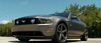 Ford Mustang on Vossen Concave Wheels [Video]