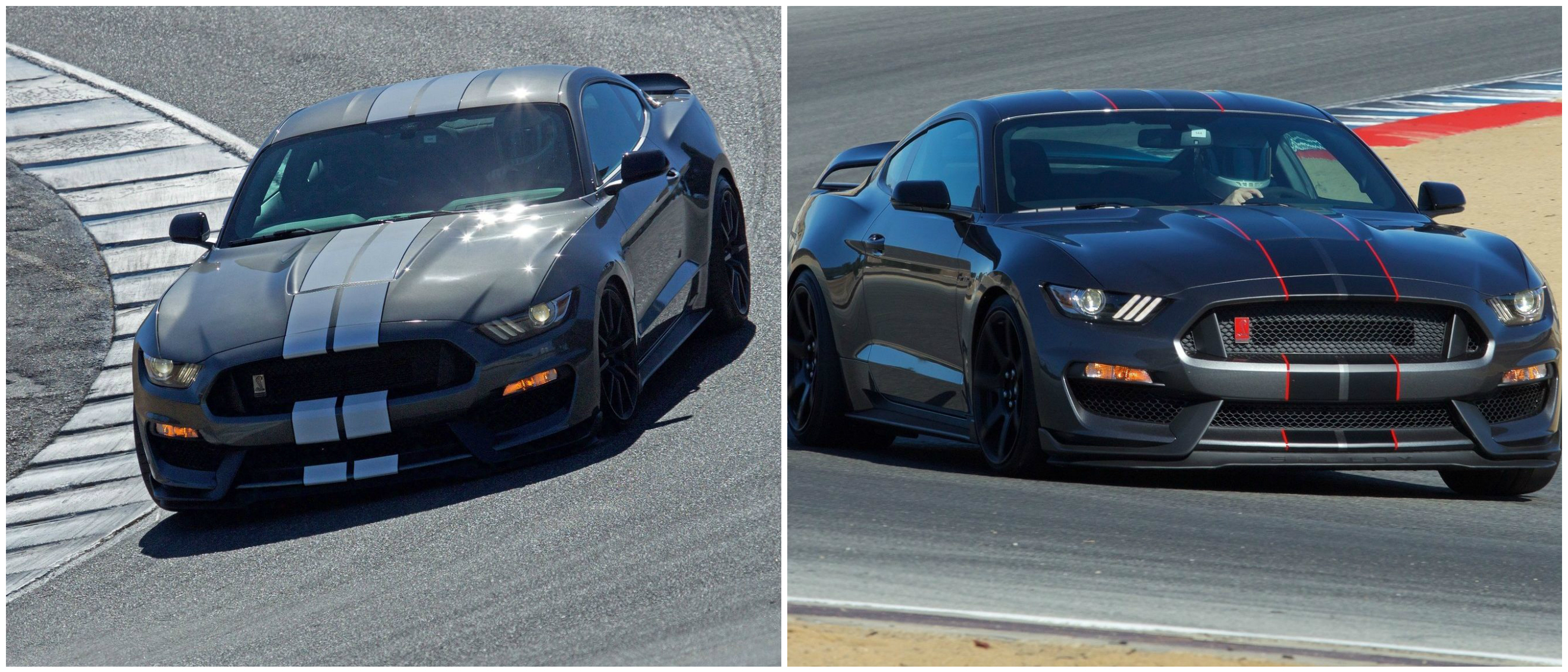 ford mustang shelby gt350r vs gt350 dyno comparison. Black Bedroom Furniture Sets. Home Design Ideas
