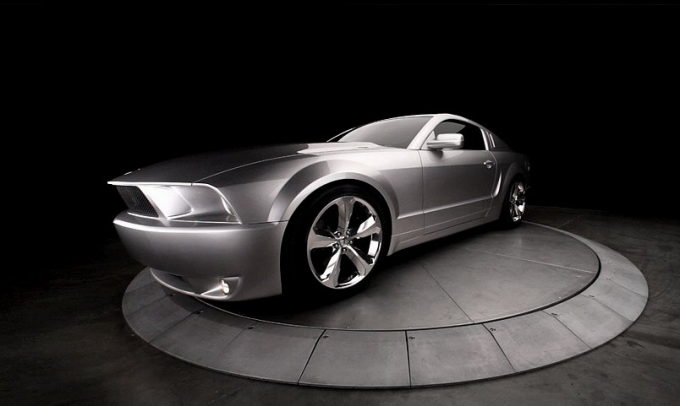 Ford Mustang Special Edition for Sale Includes Lunch with Lee