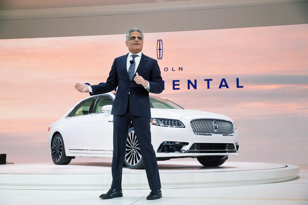 Kumar Galhotra Will Replace Raj Nair as Ford North America President