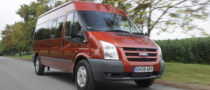 Ford Offers All-Wheel-Drive for the Transit Minibus