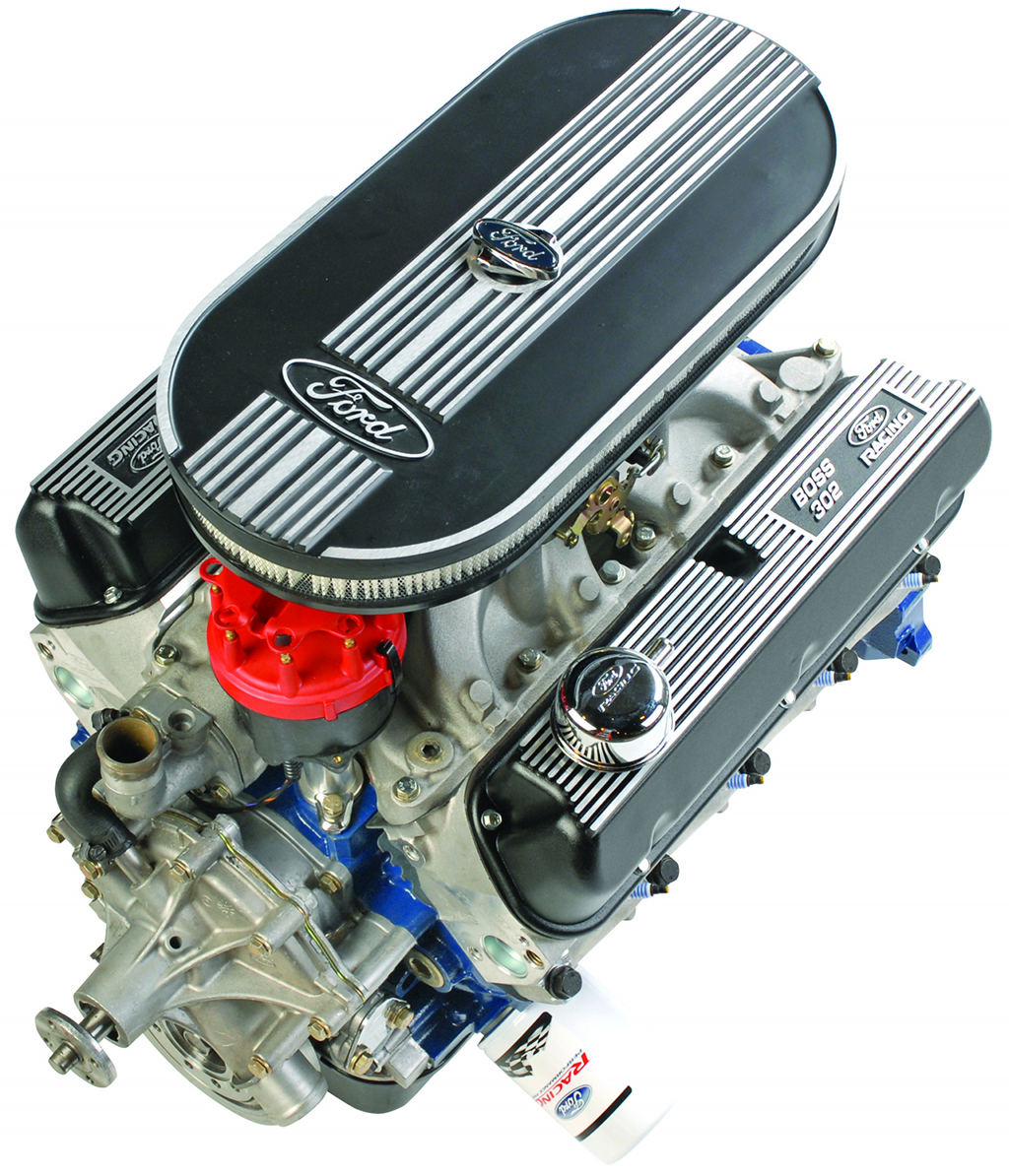 Ford offers two new crate engines autoevolution for Used ford motors sale