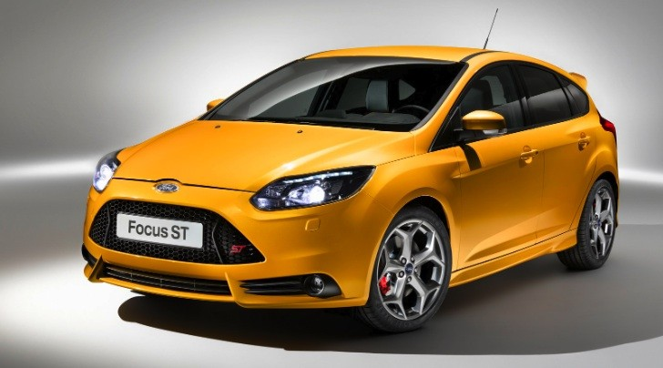 Ford Opens US Order Book for Focus ST: Configurator is Online