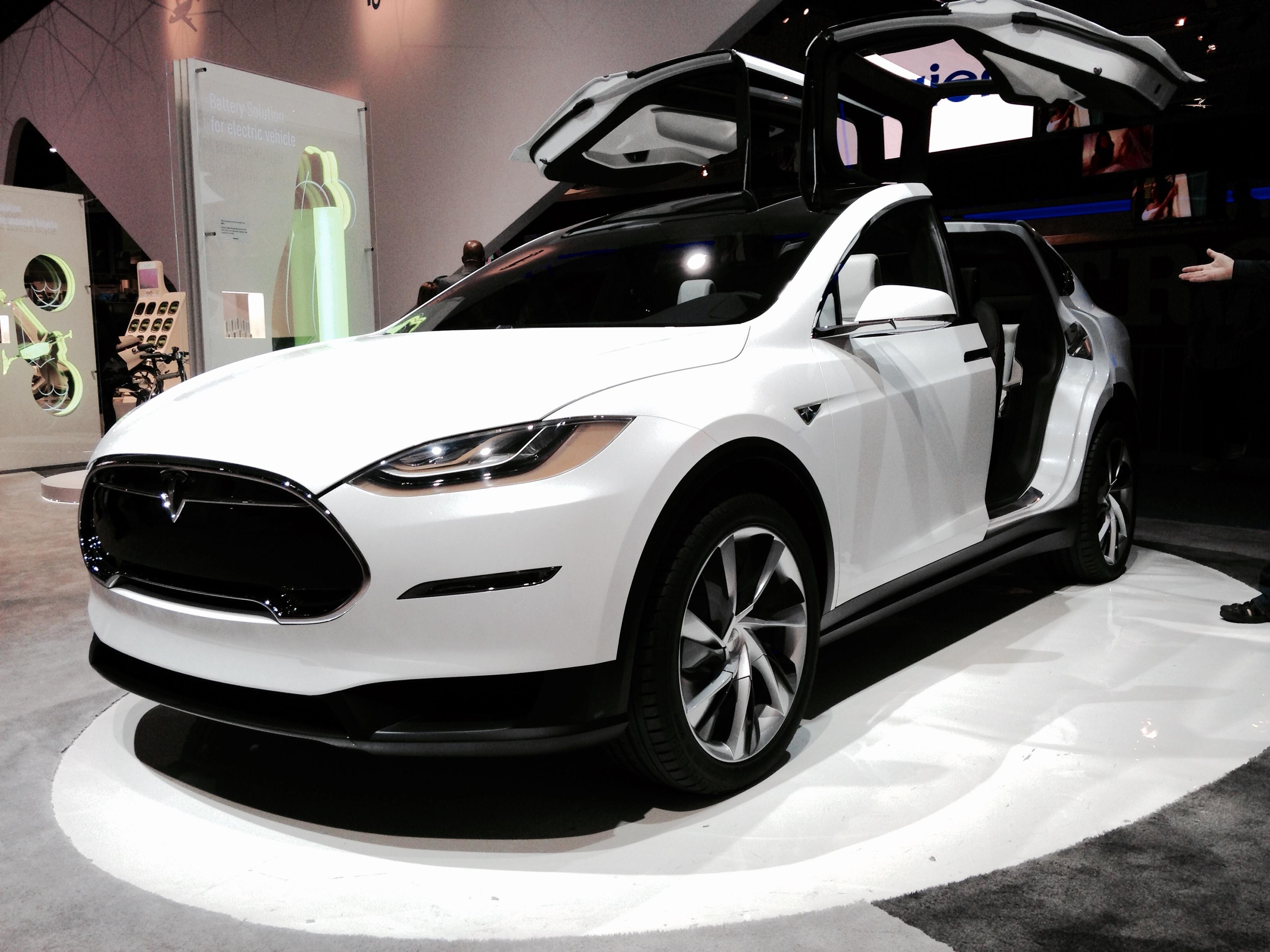 Tesla CEO: big order for new Model 3