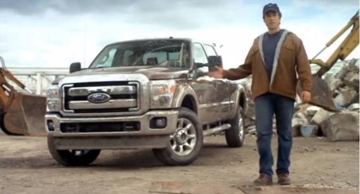 Ford parts with mike rowe after 7 years autoevolution for Ford motor company auto parts