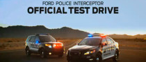 Ford Pits New Interceptor Against Competition [Video]