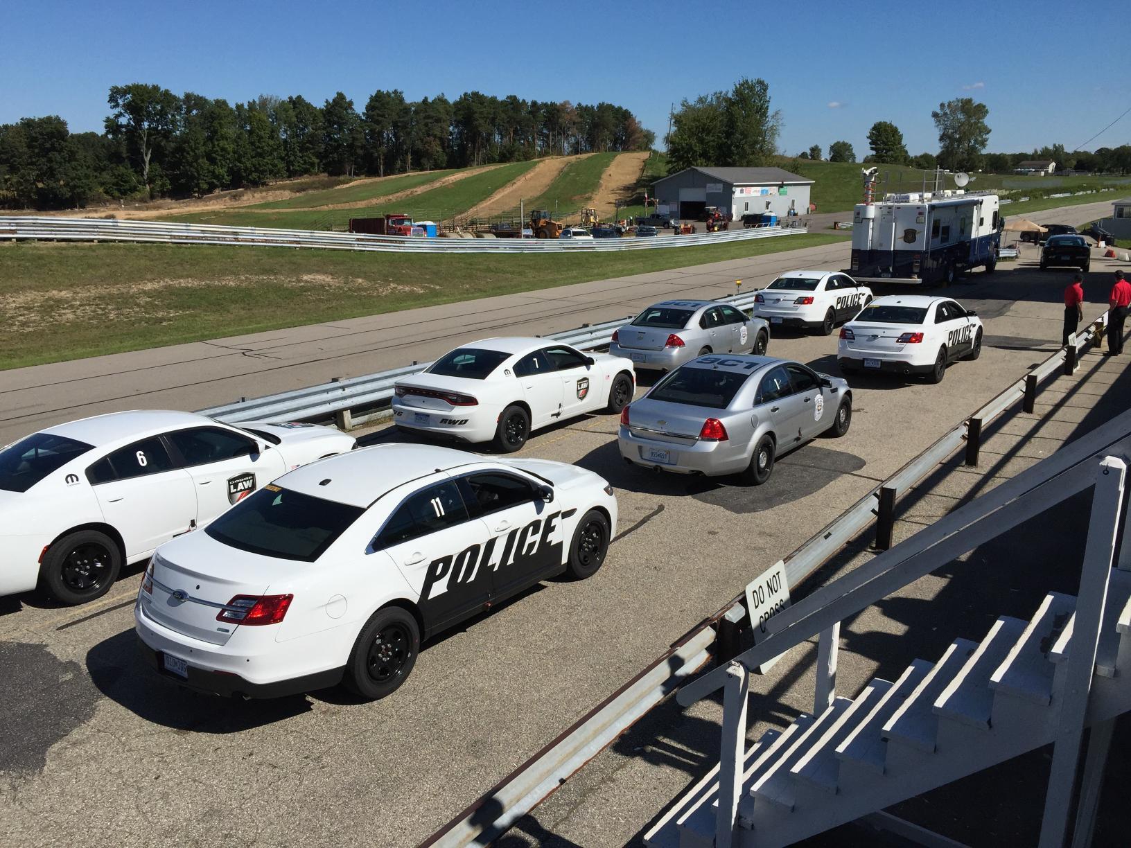 Ford Police Cars Are More Competitive Than What Chevrolet And - Chevrolet ford