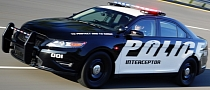 Ford Police Interceptor EPA Rating: 25% Better than Crown Victoria