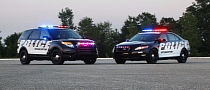 Ford Police Interceptors Ready to Enter Service Across the US