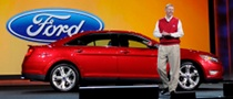Ford Posts Automotive Loss but Overall Profit for 2009