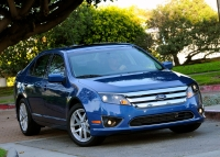 The Fusion was one of the best sold Fords in the US