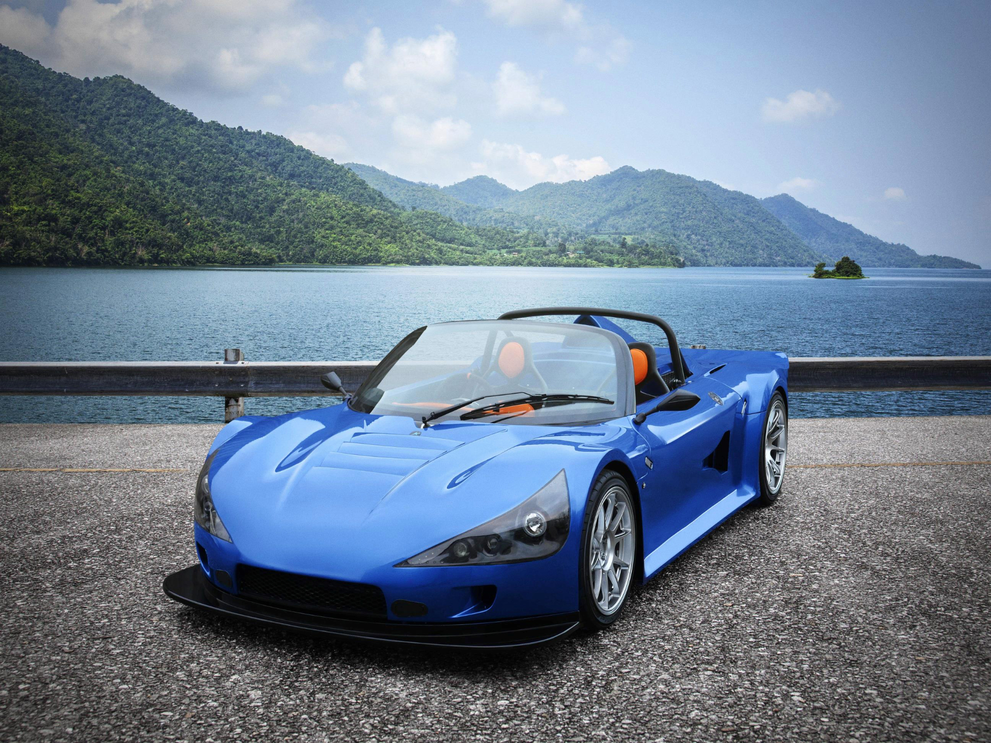 Ford Powered Avatar Roadster Revealed In Production Spec Does 0 60