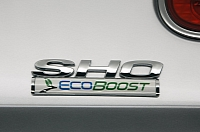 Ford Taurus SHO badge