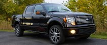Ford Presents 2010 F-150 Harley Davidson Edition