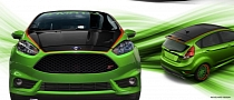 Ford Previews Five SEMA Show Vehicles