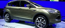 Ford Promises 15 New Cars for China, Including Kuga and Focus