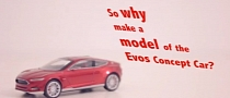 Ford Puts Evos Concept Into Production... as a Model [Video]
