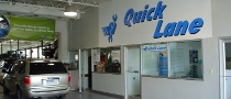 Ford Quick Lane Sells over 1 Million Units
